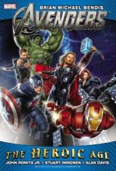 Avengers (The) (TPB) -INTHC- Avengers by Brian Michael Bendis: The Heroic Age