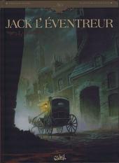 Jack l'éventreur (Debois/Poupard) -1- Les liens du sang