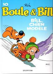 Boule et Bill -02- (Édition actuelle) -10b2008- Bill, chien modèle