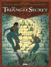 Le triangle secret -6a08- La Parole perdue