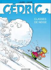 Cédric -2b01- Classes de neige