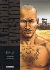 La grande évasion -1- Biribi
