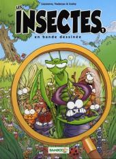 Les insectes en bande dessinée - Tome 1