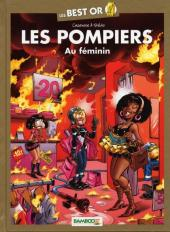 Les pompiers -BO3- Au féminin