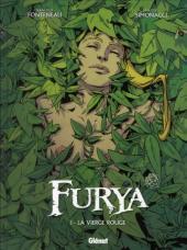 Furya -1- La vierge rouge