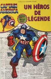 Captain America (1re série - Aredit - Artima Color Marvel Super Star) -1- Un héros de légende
