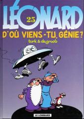 Léonard -25c2005- D'où viens-tu, génie ?
