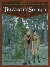 Le triangle secret -2a10- Le jeune homme au suaire