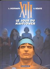 XIII -20ES2- Le jour du Mayflower