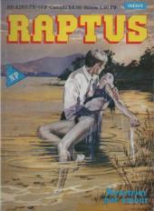 Raptus -5- Meurtrier par amour