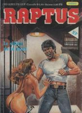 Raptus -6- Le sillon de la mort