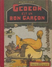 Gédéon -13- Gédéon est un bon garçon