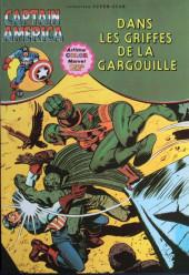Captain America (1re série - Aredit - Artima Color Marvel Super Star) -7- Dans les griffes de la Gargouille