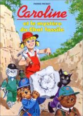 Caroline -30a- Caroline et le mystère du chat fossile