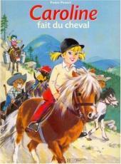 Caroline -23b- Caroline fait du cheval