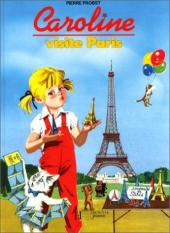 Caroline -16a- Caroline visite Paris