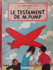 Jo, Zette et Jocko (Les Aventures de) -1B06- le testament de M.Pump