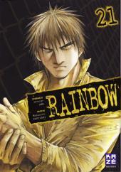 Rainbow -21- Tome 21