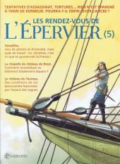 Épervier (Les rendez-vous de l') -8RDV5- Les rendez-vous de l'Épervier (5)