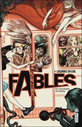 Fables (Urban Comics) -1- Légendes en exil
