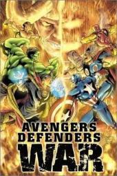 Avengers (The) (TPB) -INT- Avengers/Defenders: War