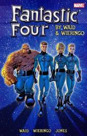 Fantastic Four Vol.3 (Marvel comics - 1998) -ULT02- Fantastic Four by Waid & Wieringo Ultimate Collection Book 2