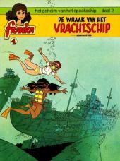 Franka (en néerlandais) -4- De Wraak Van Het Vrachtschip