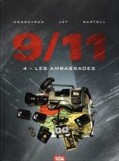 9/11 -4- Les ambassades