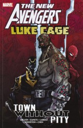New Avengers: Luke Cage (2010) -INT- Town Without Pity