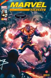 Couverture de Marvel Universe (Panini - 2012) -1- Thanos 1/2