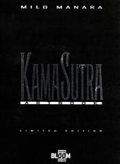Kama Sutra (Manara) -TT- Kama Sutra Artbook Limited Edition