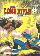 Long Rifle -70- Le crapaud