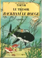 Tintin (Study Comics - del Prado) -7- Le trésor de Rackham le Rouge