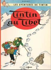 Tintin (Study Comics - del Prado) -10- Tintin au Tibet