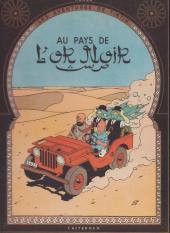 Tintin (Historique) -15B07bis- Au pays de l'or noir