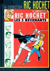Ric Hochet - La collection (Hachette) -10- Les 5 revenants
