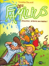 Les familius -3- Attention, enfants serviables !