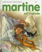 Martine -26b- Martine est malade