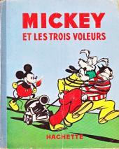 Mickey (Hachette) -11- Mickey et les trois voleurs