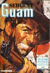 Sergent Guam -REC37- Collection reliée N°37 (du N°145 au N°148)