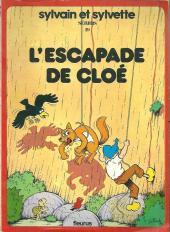 Sylvain et Sylvette -19- L'escapade de Cloé