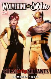 Wolverine and Jubilee (2011) -INT- Curse of the Mutants