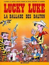 Lucky Luke -HS02a92- La ballade des dalton