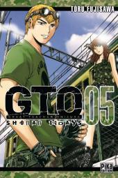 GTO - Shonan 14 days -5- Tome 5