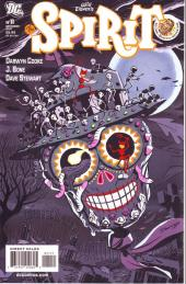 Spirit (The) (2007) -11- Day of the dead