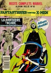 Un récit complet Marvel -Rec10- Album relié N°10 (du n°20 au n°21)