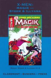Magik (1983) -INT- X-Men : Magik - Storm & Illyana