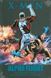 X-Men (TPB) -INT- X-Men: Alpha Flight