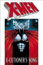 X-Men (TPB) -INT- X-Men: X-Cutioner's Song