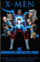 X-Men (TPB) -INT- X-Men Vs. Avengers/Fantastic Four